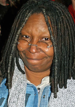 Whoopi Goldberg pète en direct à la télé
