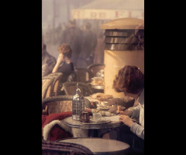© Saul Leiter, courtesy Howard Greenberg Gallery, New York