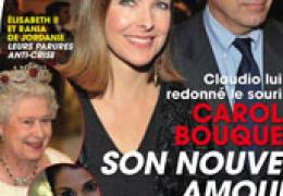 Carole Bouquet : nouvel amour